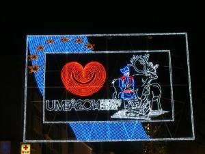Themenbild Kulturhauptstadt 2014 Umeå