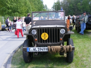Willys Overland MB Jeep Baujahr 1949