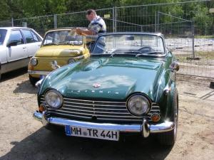 Triumph Sunbeam Alpine IV Cabrio 1964 -1965