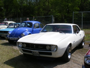 Chevrolet Camaro SS first generation Baujahr 1967