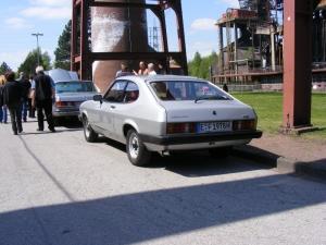 Ford Capri 1,6 l Baujahr 1978