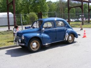 Opel Olympia Limousine. 1951 - 1952