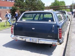 Ford Mercury Cougar Villager Modelljahr 1977