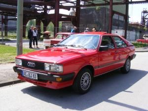 Audi Coupe GT Baujahr 1983