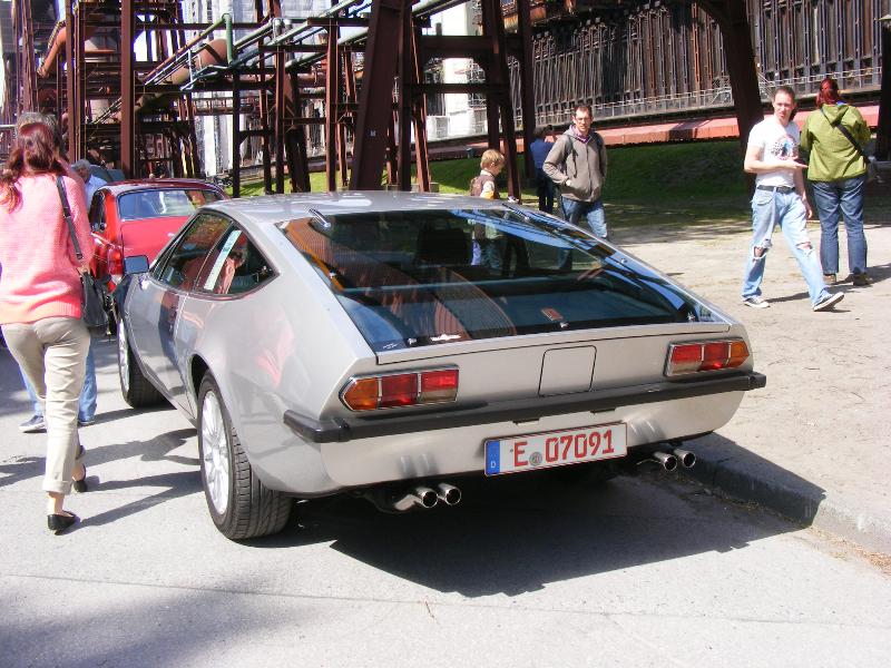 Bitter CD  Baujahr 1973–1979