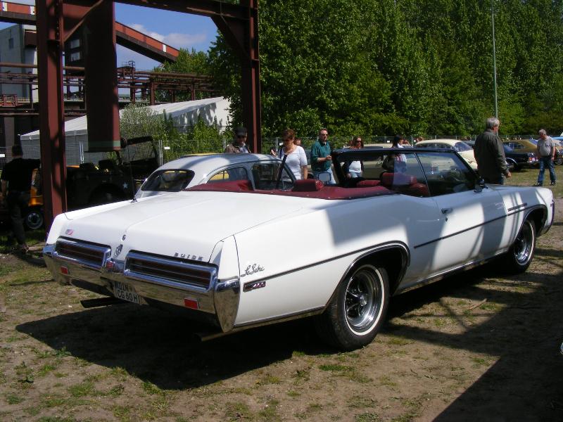 Buick LeSabre Cabriolet Serie 4400 (1959–1961)