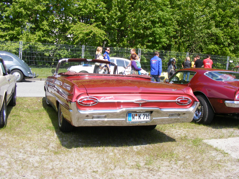 Oldsmobile 88 Convertible 1962